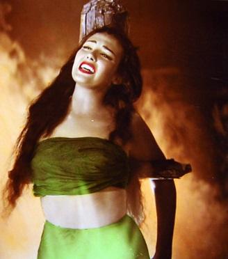 Image result for linda darnell as tuptim