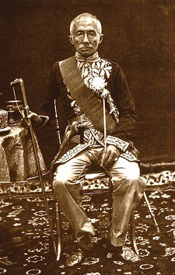 King Mongkut of Siam