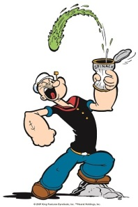 Popeye-with-Spinach